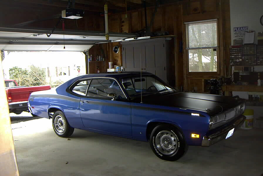 1971 340 plymouth duster