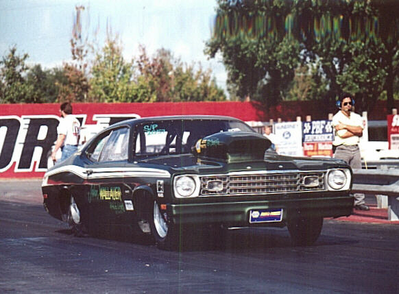 pro street plymouth duster